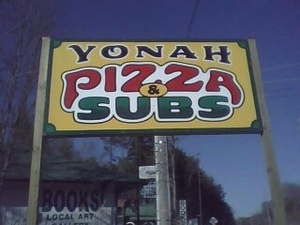 Yonah Pizza & Subs