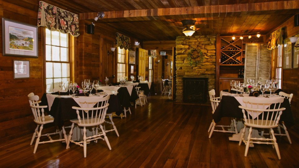 Glen Ella Springs Restaurant