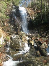 helen ga waterfall