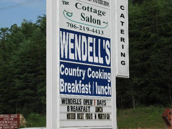 Wendell`s Country Restaurant